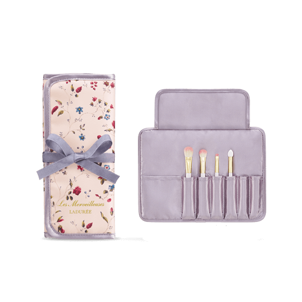 Eye shadow brush set