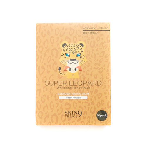 Skin 9 Animal Mask - Leopard