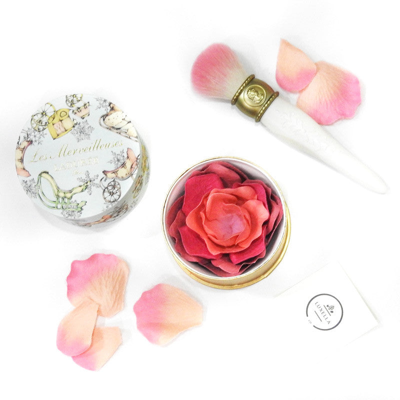 LM Laduree Mini Rose Blusher (Limited Edition)
