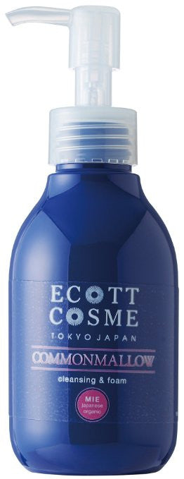 Ecott Cosme Mallow 2-in-1 Cleanser