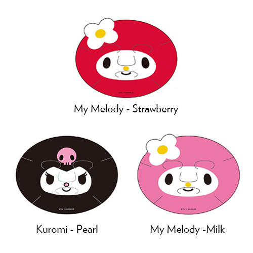 Sanrio My Melody Narikari face mask