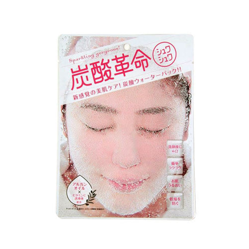 Tansan Kakumei Carbonated Water Mask