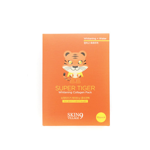 Skin 9 Animal Mask - Tiger