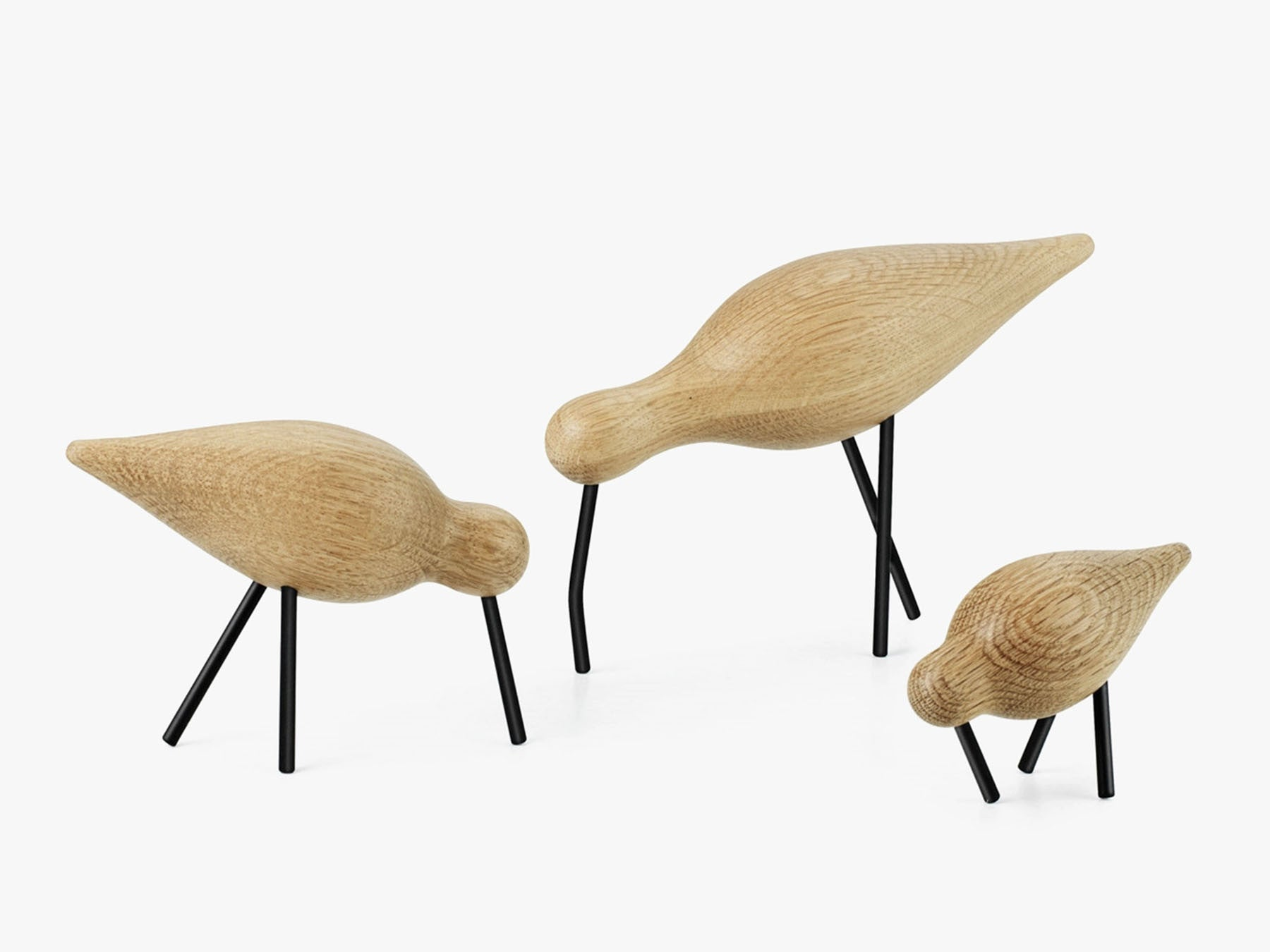 Shorebird - Large - Sort fra Normann Copenhagen