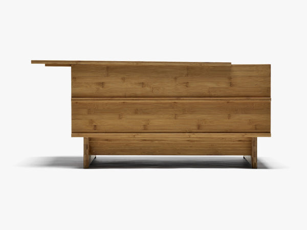 Correlations Bench, Natural bamboo fra We Do Wood