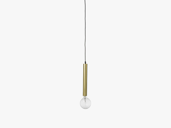 Pendant Lamp, Brass, Metal fra Bloomingville