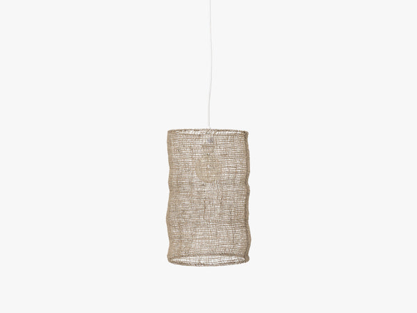 Pendant Lamp, Nature, Jute fra Bloomingville