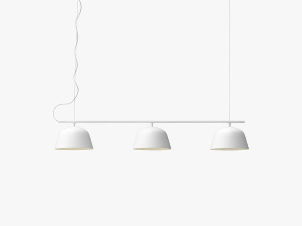 Ambit Rail Lamp, White fra Muuto