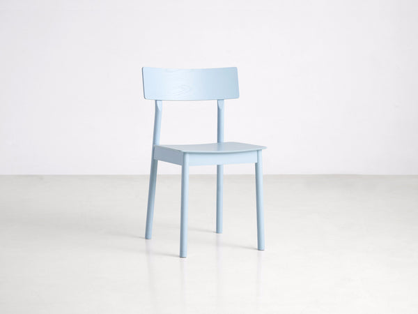 Pause Dining Chair - Lyseblå fra WOUD