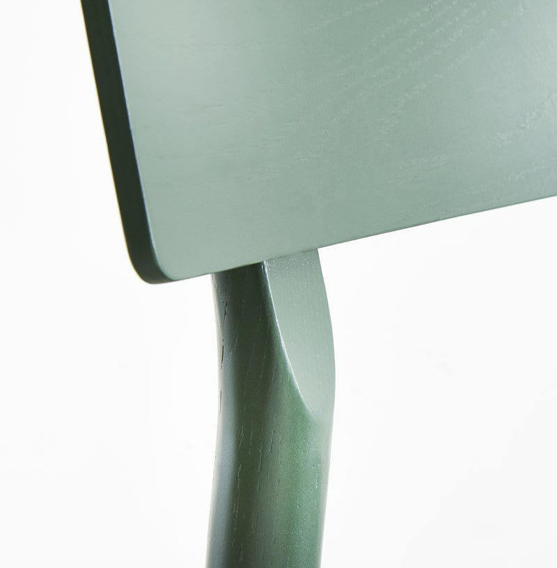 Pause Dining Chair - Grøn fra WOUD