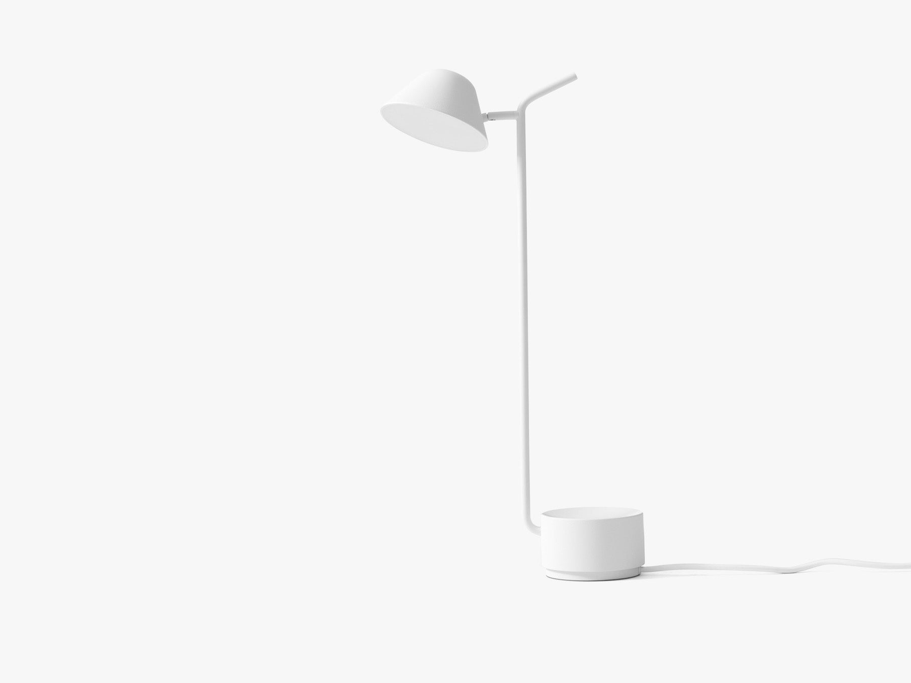 Peek Table Lamp - White fra Menu