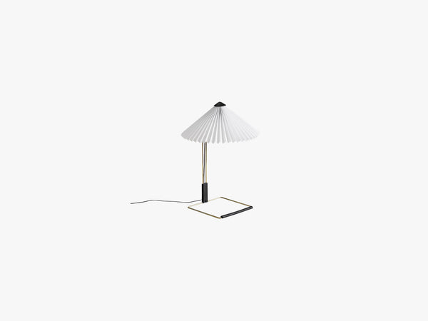 Matin Table Lamp Small, White fra HAY
