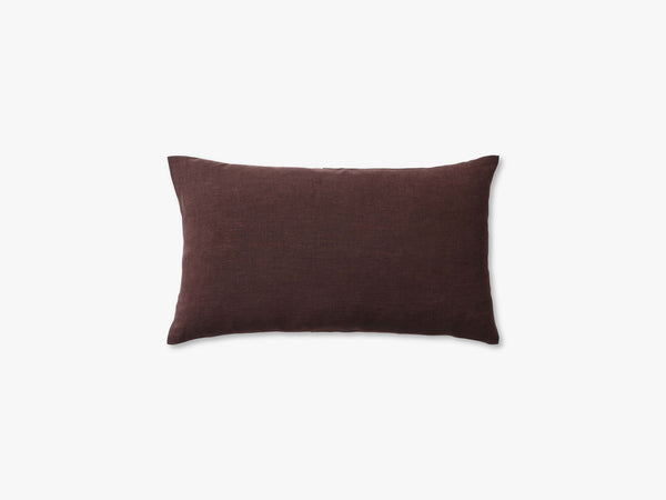 Collect Cushion SC27 - 30x50, Burgundy/Linen fra &tradition