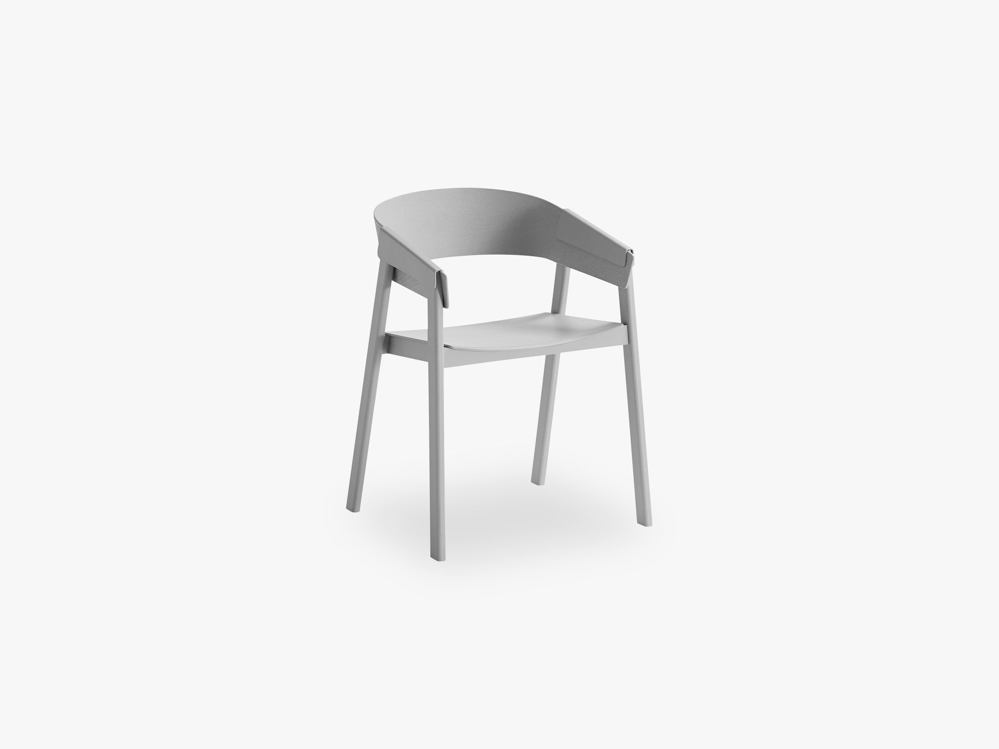 Cover Chair, Grey fra Muuto