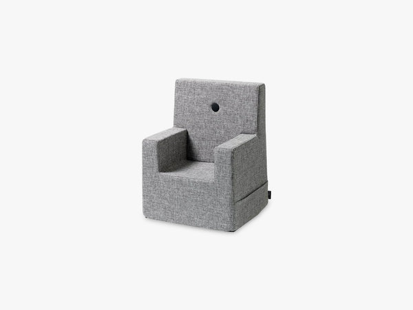 KK Kids Chair XL, Multi grey w grey fra By KlipKlap