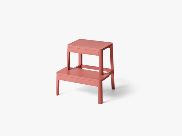 Arise Stool, Coral (LIMITED) fra MILLION
