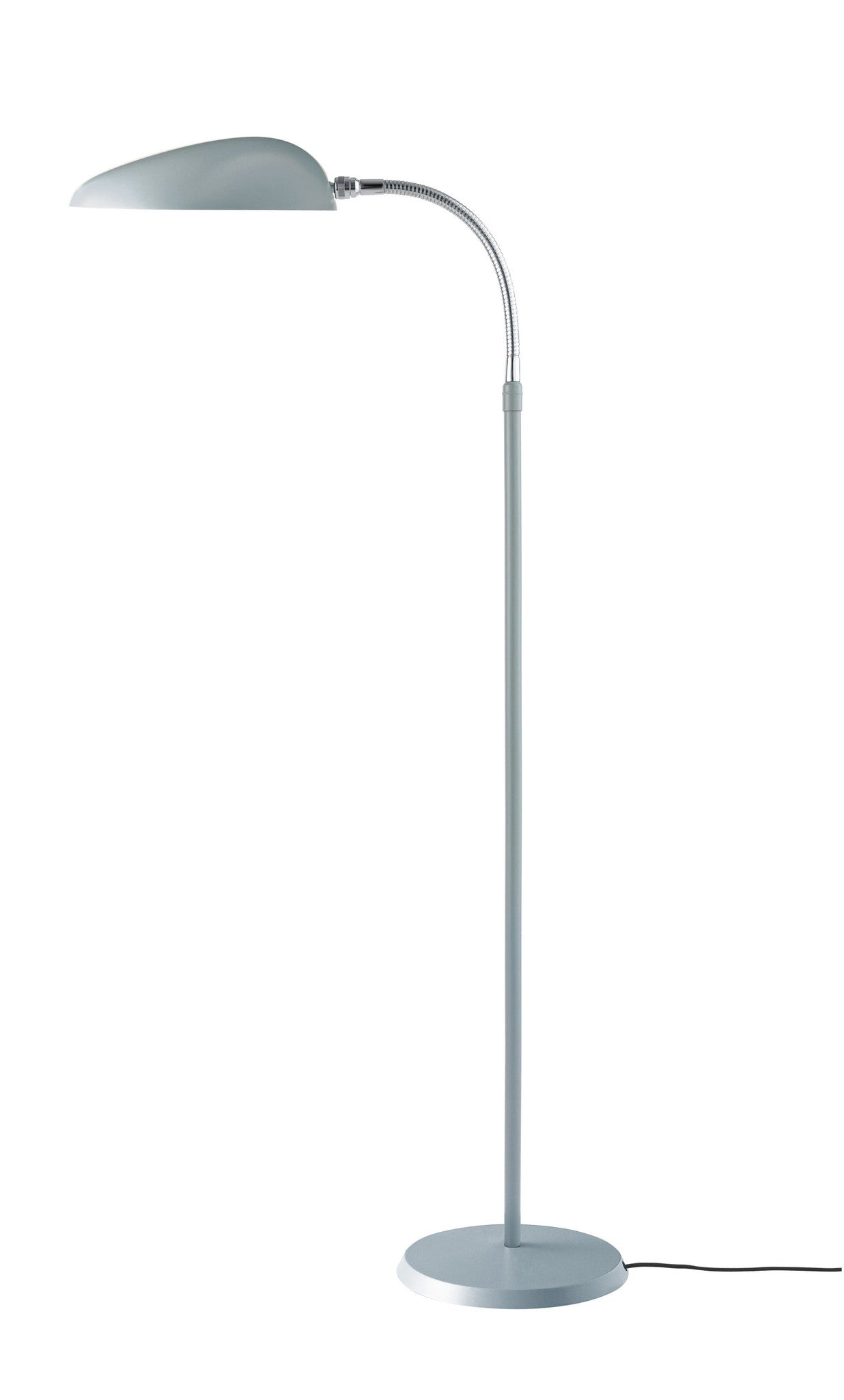 Cobra Floor Lamp, Blue Grey fra GUBI