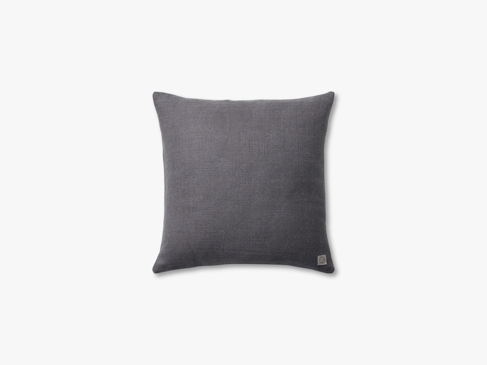 Collect Cushion SC28 - 50x50, Slate/Heavy Linen fra &tradition