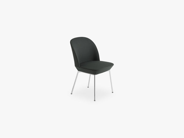 Oslo Side Chair, Twill Weave 990 fra Muuto
