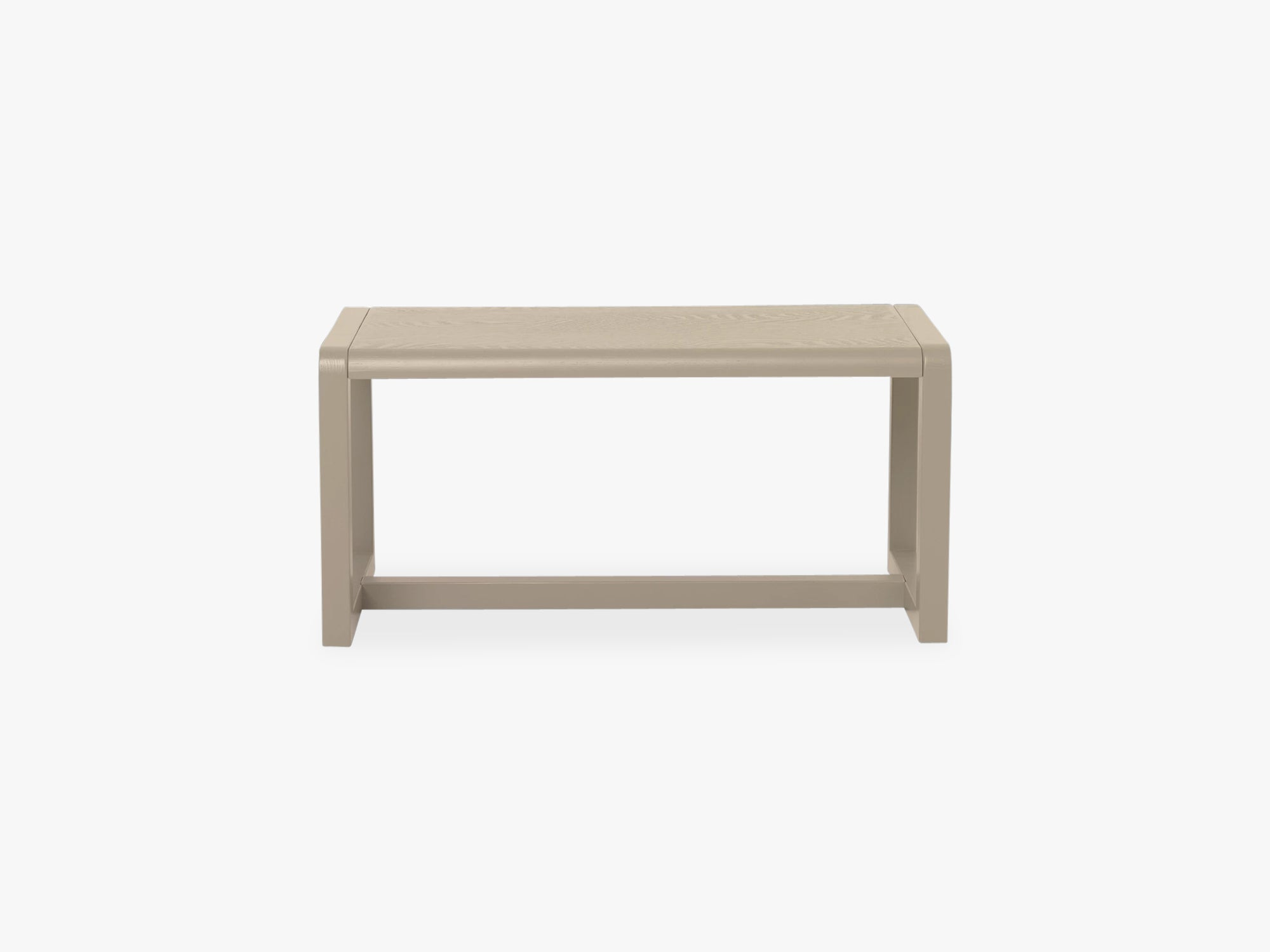 Little Architect Bench, Cashmere fra Ferm Living