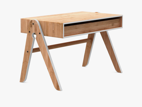 Geo's Table, Light grey fra We Do Wood