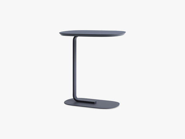 Relate Side Table, Blue-grey fra Muuto