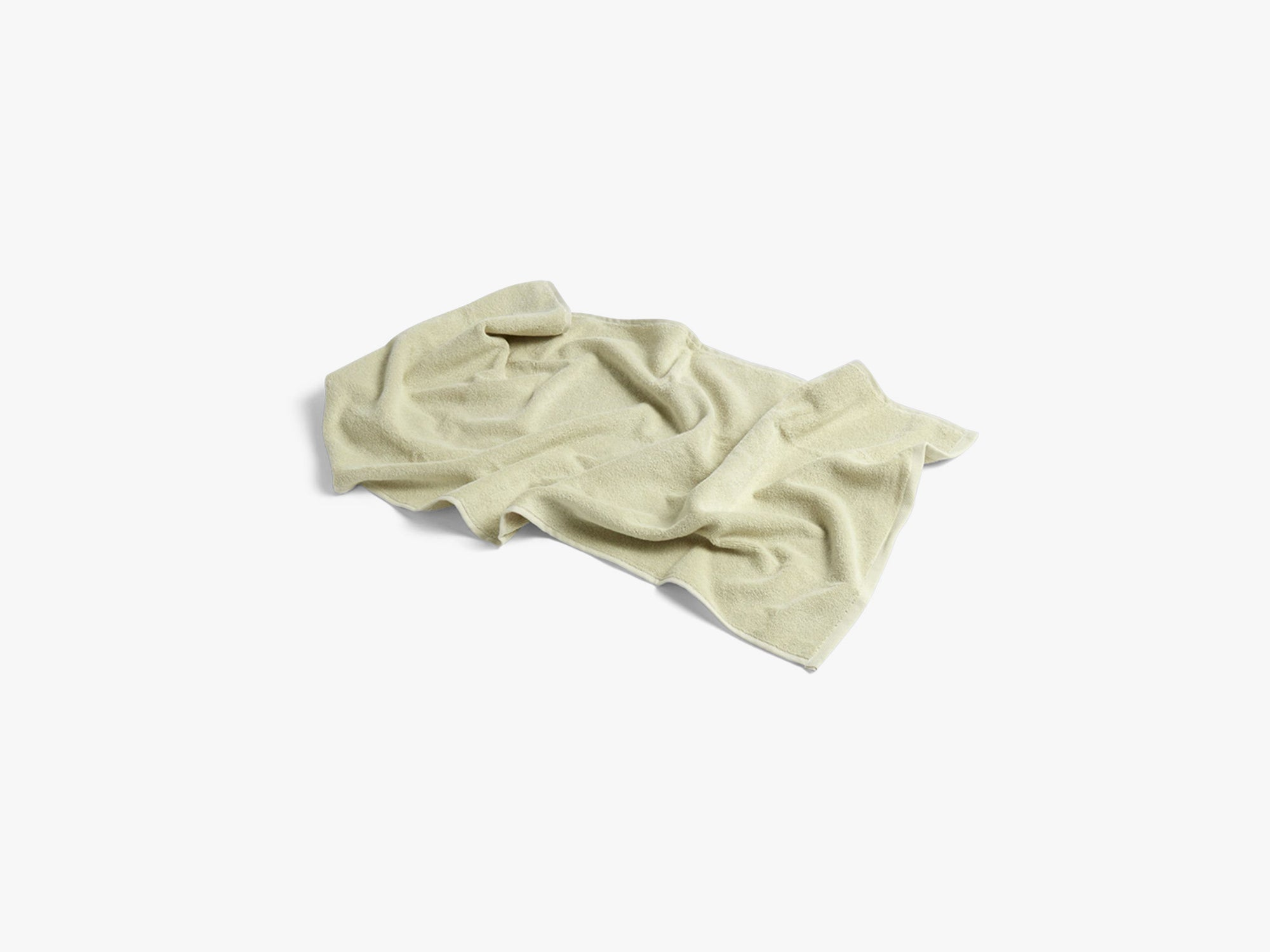 Frotté Guest Towel, Mint Green fra HAY