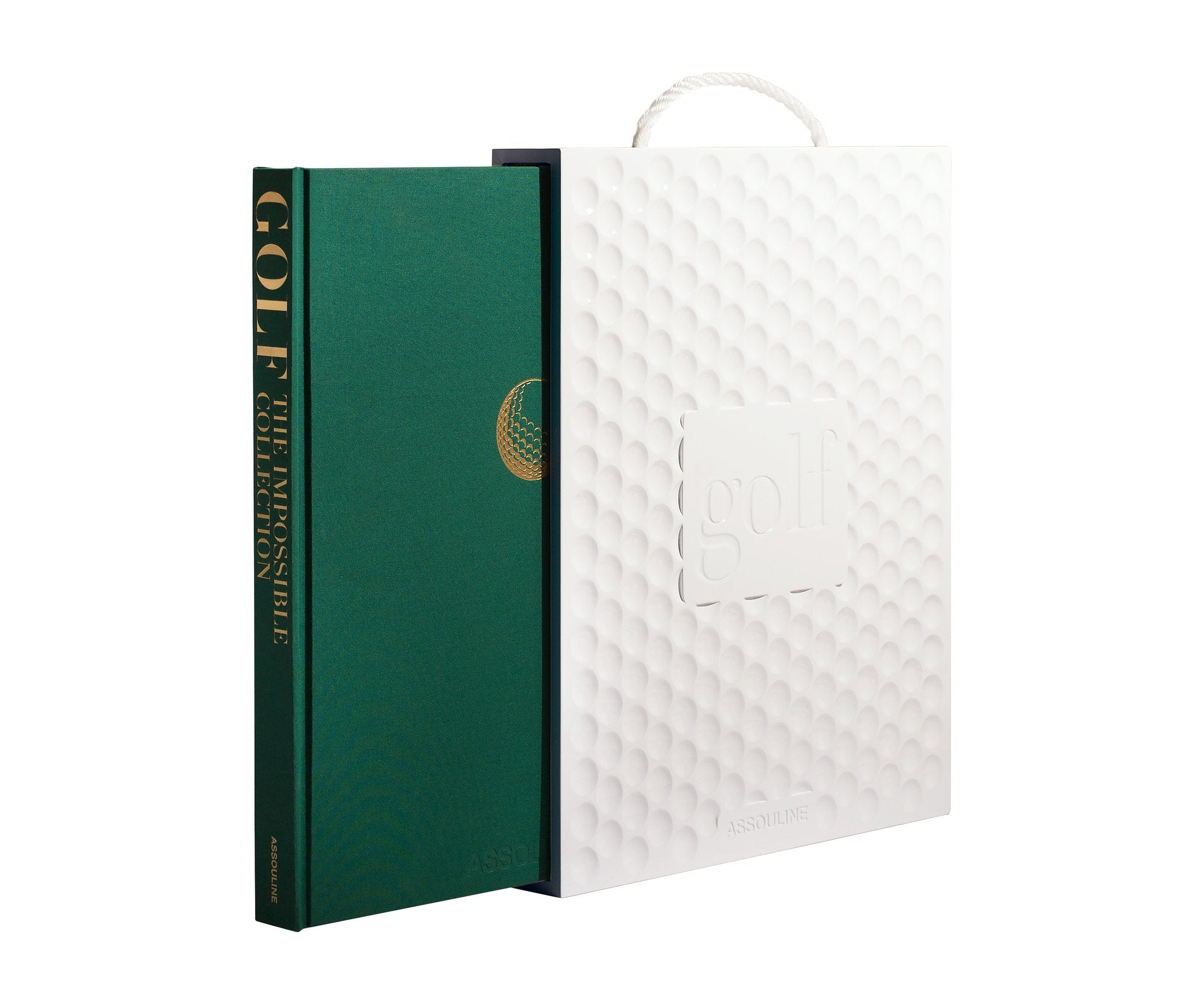 The Impossible Collection of Golf fra Assouline
