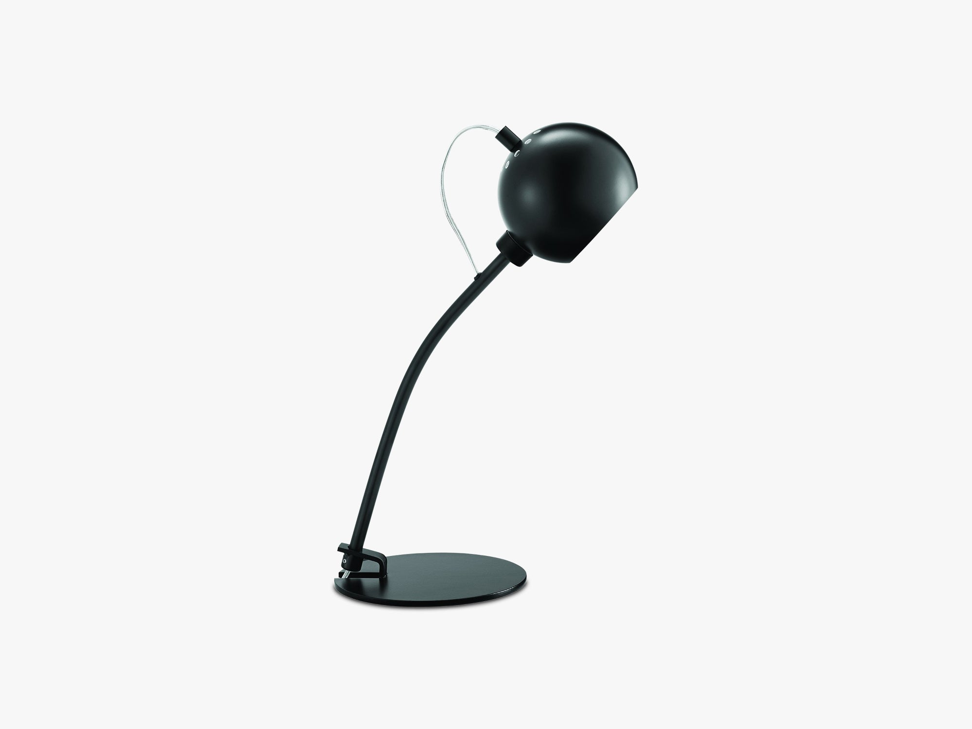 Ball Table Lamp - Matt, Black fra Frandsen