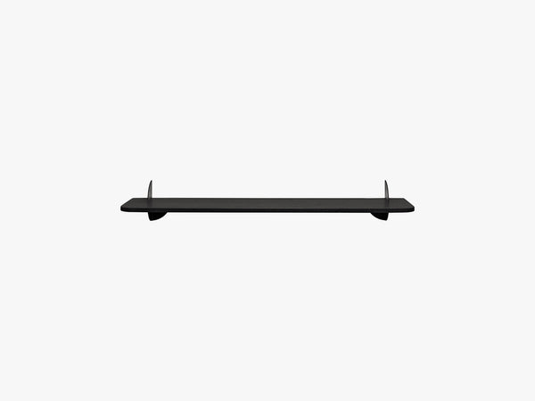 AEDES shelf black, large fra AYTM