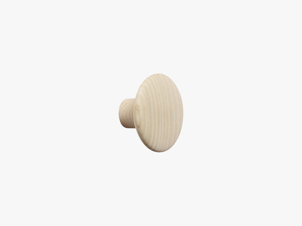 The Dots Coat Hooks / Small, Ash fra Muuto