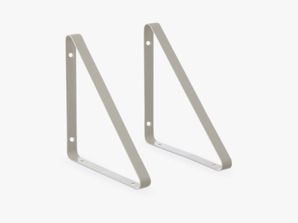 Shelf Hangers, Grey fra Ferm Living