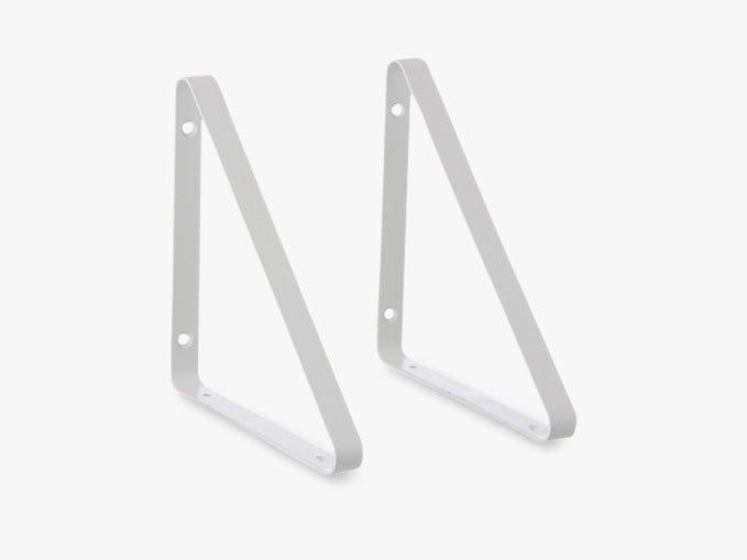 Shelf Hangers, White fra Ferm Living