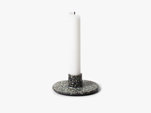 Cast Iron Candle Holder - Spotted fra Ferm Living