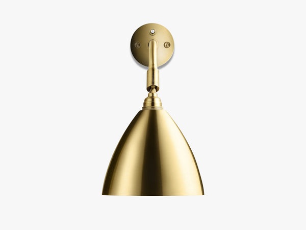 Bestlite BL7 Wall Lamp - Ø16 - Brass Base, Brass fra GUBI
