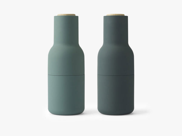 Bottle Grinders, Dark Green - 2 stk. fra Menu