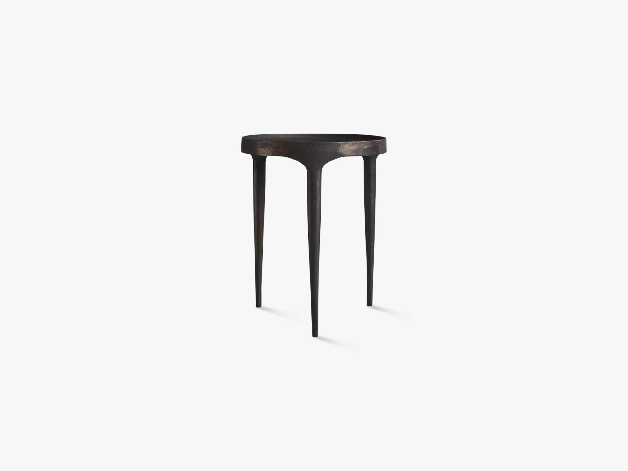 Phantom Table, Tall, Burn Antique fra 101 Copenhagen
