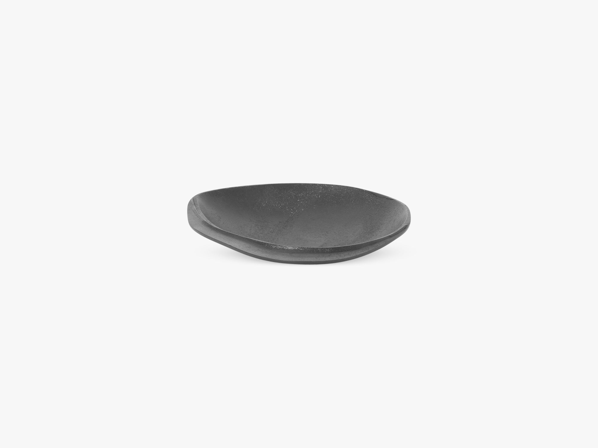 Forest Tray Small, Black Brass fra Ferm Living