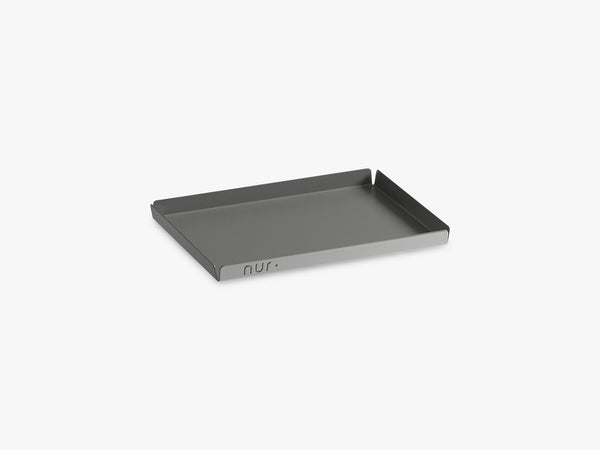 Nur Tray Medium, Dark Grey fra NUR