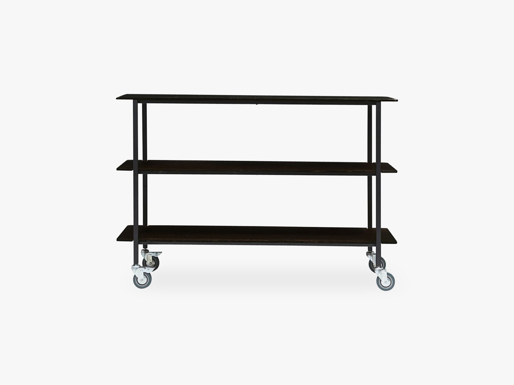 Trolley Vene black, large fra House Doctor