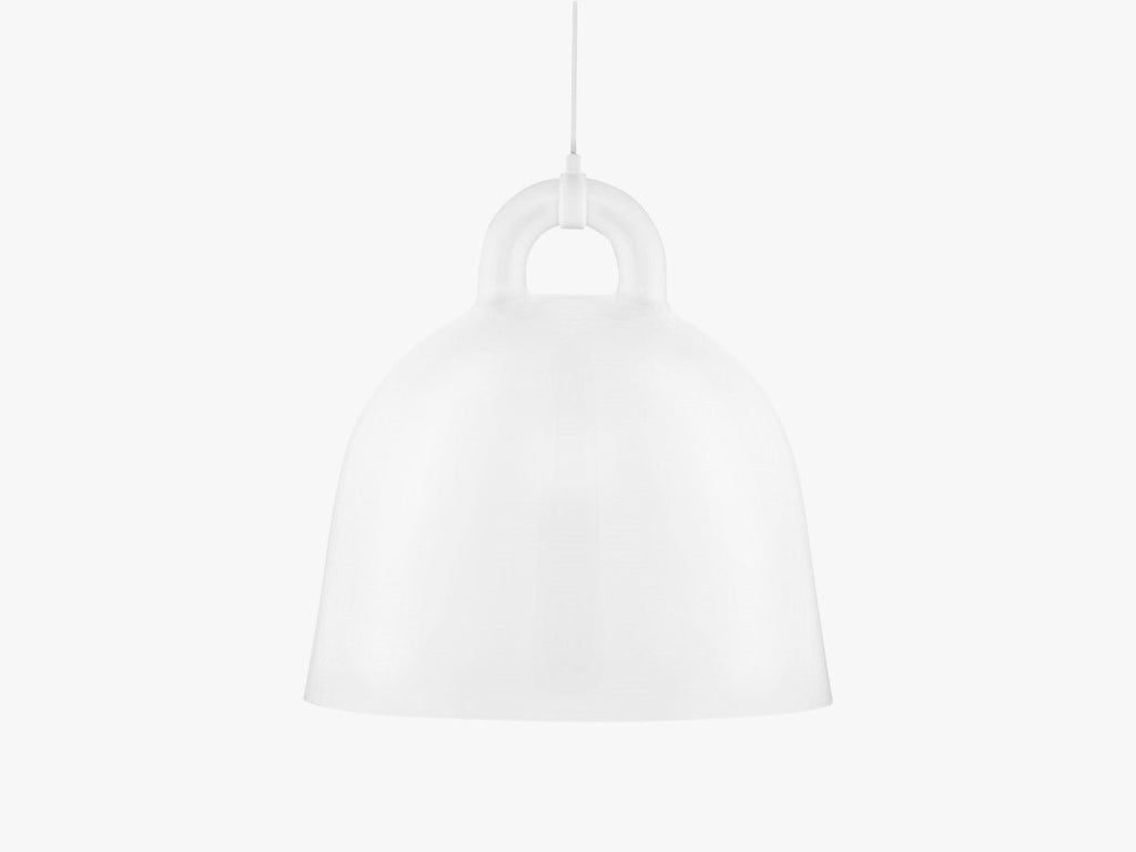 Bell Lamp Large White fra Normann Copenhagen