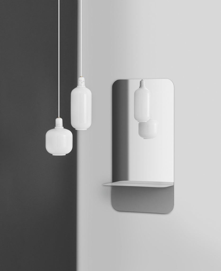 Amp Small, White fra Normann Copenhagen