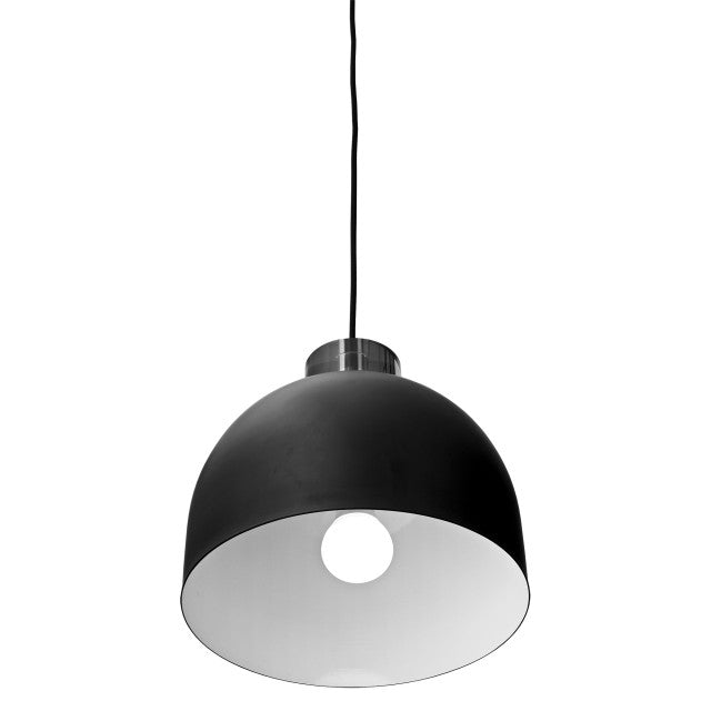 Luceo Round lamp, Black/Clear fra AYTM
