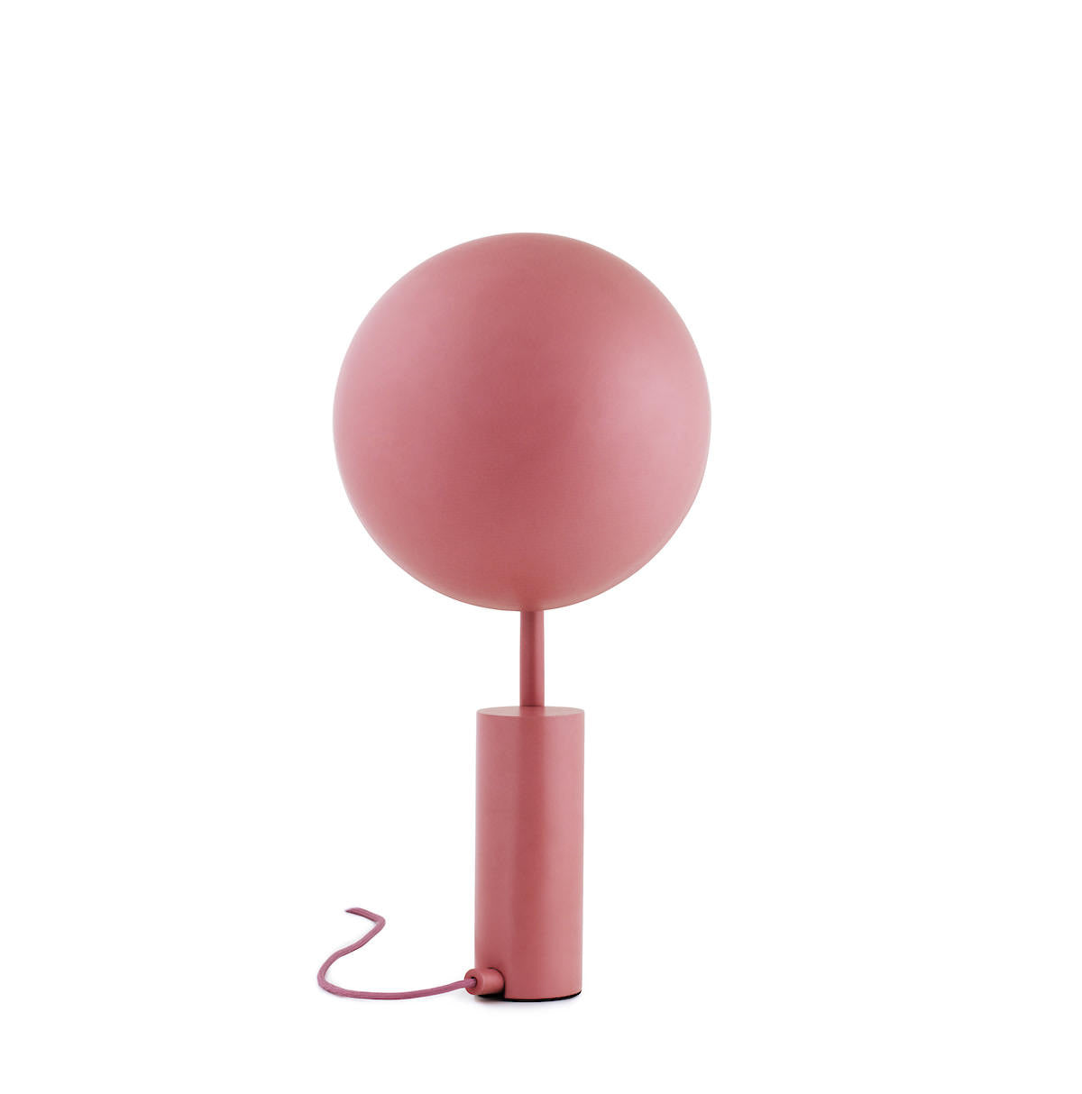 Cap Table Lamp, Blush fra Normann Copenhagen
