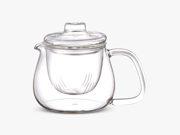 UNITEA teapot set, small glass fra KINTO