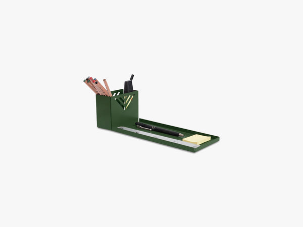 Desk Organizer, Palm Green fra STAY