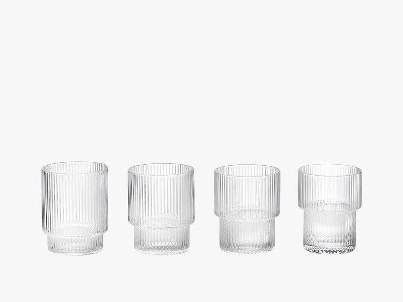 Ripple Glass fra Ferm Living