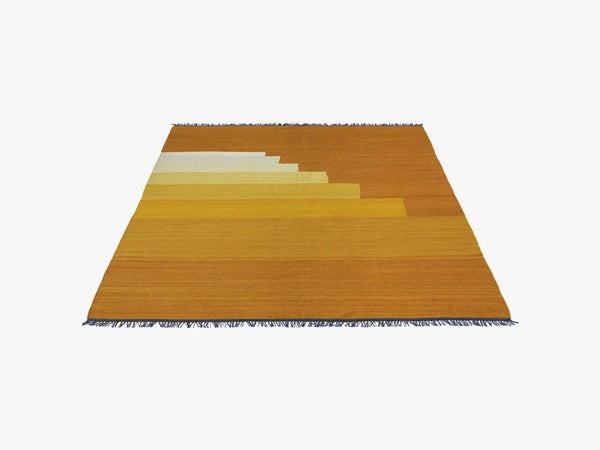 Another Rug - AP3, Yellow Amber fra &tradition
