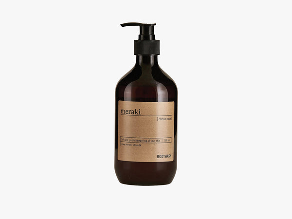 Bodywash, Cotton Haze, 500 ml fra Meraki