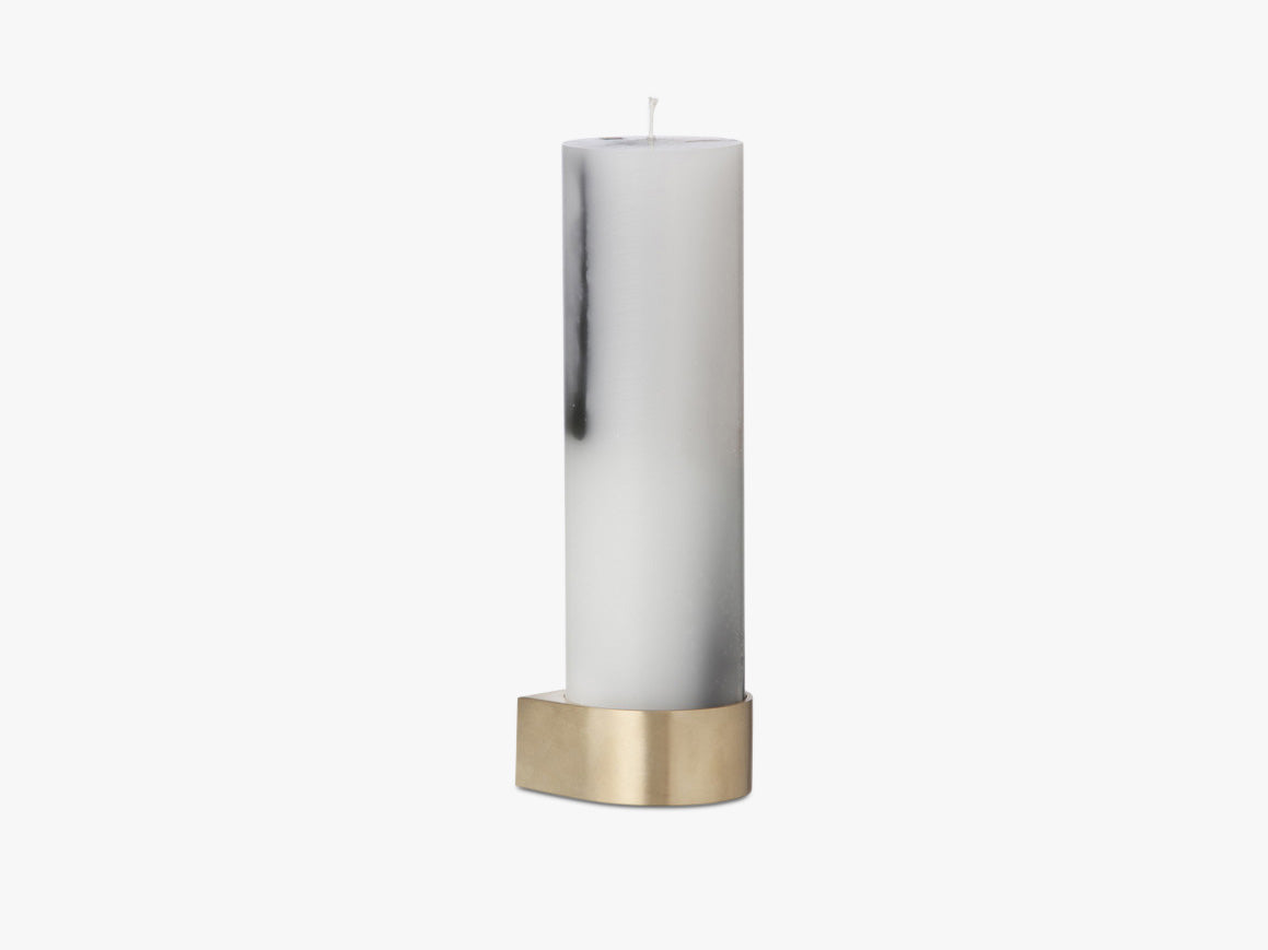 Block Candle Holder - Large fra Ferm Living